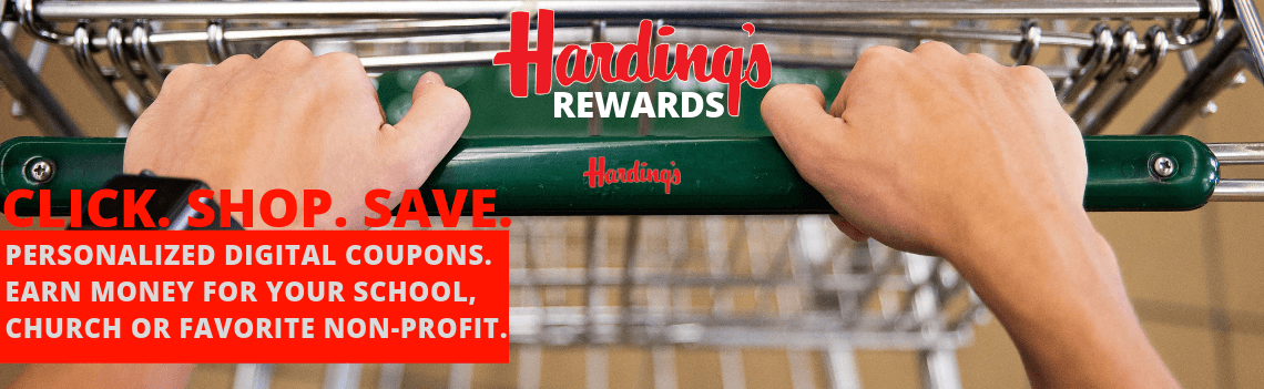 Harding's Rewards